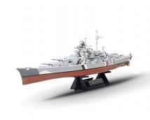 Tamiya 1:350 German Battleship Bismarck     T78013