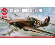 Airfix 1:24 Hawker Hurricane Mk.1     A14002V