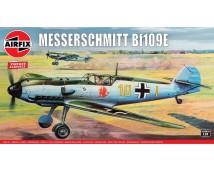 Airfix 1:24 Messerschmitt Bf109E     A12002V