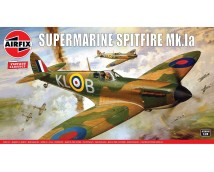 Airfix 1:24 Supermarine Spitfire Mk.Ia       A12001V