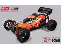 FG Fun Cross Sport 2WD Buggy 26cc  RTR
