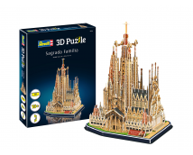 Revell Sagrada Familia 3D Puzzle
