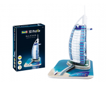Revell Burj Al Arab 3D Puzzle