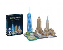 Revell New York Skyline 3D Puzzle