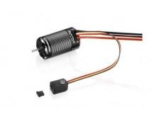 HobbyWing Quicrun Fusion Combo Crawler 1800KV (Motor + ESC)   HW30120401