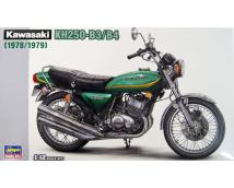 Hasegawa 1:12 Kawasaki KH250 - B3/B4  1978/79        21508