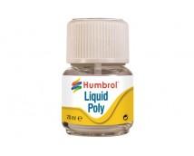 Humbrol Liquid Poly Dunne Plastic lijm 28ml