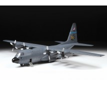 Zvezda 1:72  C-130H  Hercules met Nederlandse Decals     ZVZ-7321NL