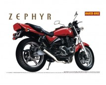 Aoshima 1:12 Kawasaki Zephyr Type 4