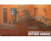 Fujimi 1:24 Antique Garage      11104