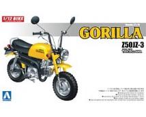 Aoshima 1:24 Honda Gorilla Z50JZ  1967