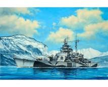 Revell 1:1200 Tirpitz MODEL SET    65822