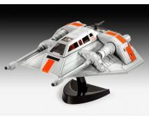 Revell 1:52 Star Wars Snowspeeder MODEL SET     63604