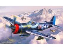 Revell 1:72 P-47M Thunderbolt MODEL SET   63984