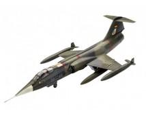 Revell 1:72 MODEL SET Starfighter F-104G      63904