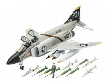 Revell 1:72 F-4J Phantom II MODEL SET    63941