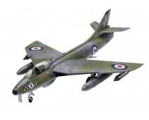 Revell 1:72 Hawker Hunter FGA.9 MODEL SET   63908