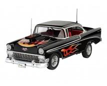 Revell 1:24 Chevy Custom 1956 MODEL SET     67663