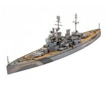 Revell 1:1200 HMS King George V  MODEL SET     65161