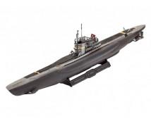 Revell 1:350 German Submarine Type VII C/41 MODEL SET     65154