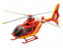 Revell 1:72 EC135 Airbus Helicopter Air-Glaciers MODEL SET   64986