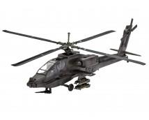 Revell 1:100 AH-64A Apache MODEL SET     64985