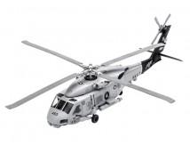 Revell 1:100 SH-60 Navy Helicopter MODEL SET    64955