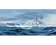 Trumpeter 1:350 German Bismarck Battleship          TRU-05358