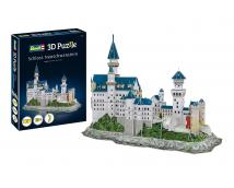 Revell Kasteel Neuschwanstein 3D Puzzle      00205