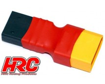 HRC Accu Adapter Kabel XT-90 Battery -> TRX      HRC9132N