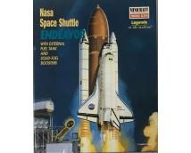 MiniCraft NASA Space Shuttle Endeavor 1:144           11630