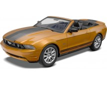 Revell Mustang Convertible 2010 Snaptite      85-1963
