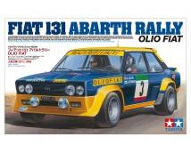 Tamiya 1:20 Fiat 131 Abarth Rally OLIO FIAT      T20069