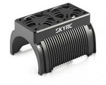 SkyRC Cooling Fan (Dual) voor schaal 1:5 Elektromotoren met diameter 55mm (l. 87mm)