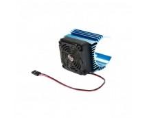 Hobbywing Motor Heatsink + Fan 44mm Dia. 2S LiPo