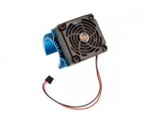 HobbyWing Fan + Heatsink 36mm diameter 60mm lang (2s LiPo)