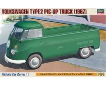 Hasegawa 1:24 VW Type 2 Pick-up       21211