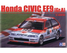 BeeMax 1:24 Honda Civic EF9 (Gr.A) 1991 Idemitsu Motion      B24018