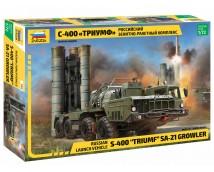 Zvezda 1:35 C-400 Triumf SA-21 Growler Russian Launch Vehicle       5068
