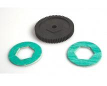 LRP Spur Gear 77T 48Pitch S10 Blast BX/TX/MT/SC