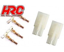 HRC Tamiya Connector Female 2pcs.