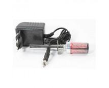 Robitronic Glow starter 2000mAh + Lader