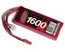 Maxam LiPo 7,4v 1600mAh BEC Stekker
