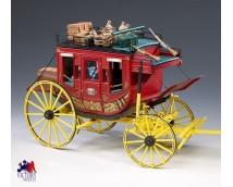 Victory Models / AMATI Stage Coach 1:10