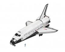 Revell 1:72 Space Shuttle Gift Set 40th Anniversary incl lijm en verf      05673