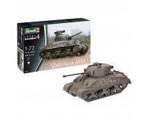 Revell 1:72 Sherman M4A1      03290
