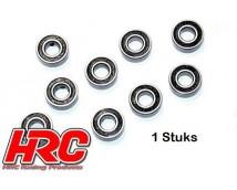 Kogellager 11x5x4 mm  Rubber Sealed     HRC