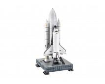Revell 1:144 Space Shuttle and Booster Rockets Gift Set incl Lijm en Verf          05674