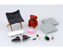Fujimi 1:24 Accessory Parts Garage and Tool      116488