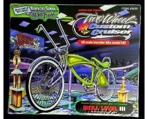 Hoppin Hydro's 1:6 Custom Cruiser Lowrider Bike